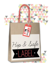 Hip & Safe Label