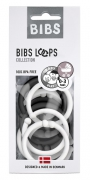 Bibs Loops Black/White