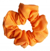 By Von Scrunchie Neon Oranje