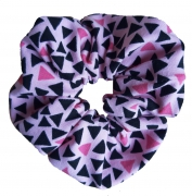 By Von Scrunchie Roze Triangle