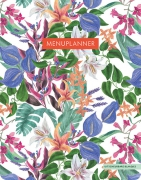 Deltas Menuplanner Tropical Flowers