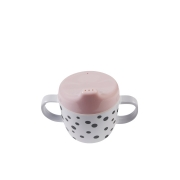 Happy Dots Tuitbeker Roze