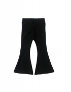 Shout it Out Flared Pants Black