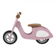 Loopscooter Roze