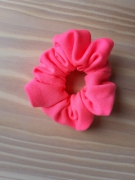 By Von Scrunchie Neon Roze