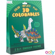 3D Colorables Dino