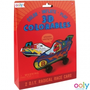 3D Colorables Raceauto