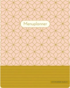 Deltas Menuplanner Pink Patterns
