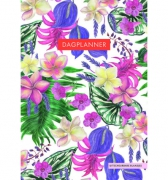 Deltas Dagplanner Tropical Flowers
