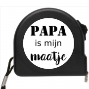 Rolmaat Papa Is Mijn Maatje