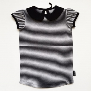 SI Shirt Black Stripe Kraag