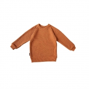 Siemz Sweater Knit Cognac