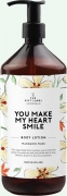 The Gift Label Body Lotion You Make My Heart Smile