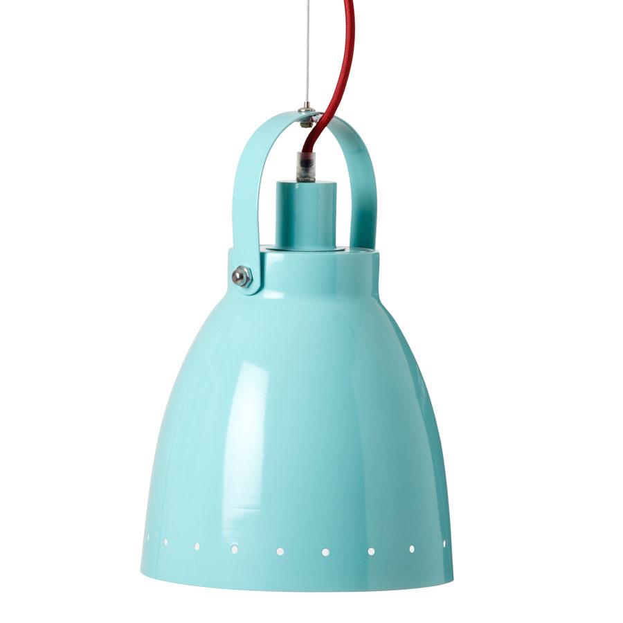 Twee ons geluk   done by deer metalen hanglamp lamp turquoise ...