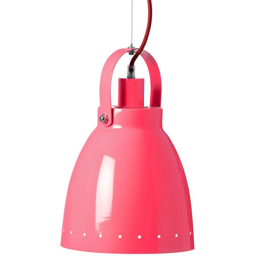 ... Hanglamp Lamp Framboos Roze Meisjes Kinderkamer Babykamer - In de